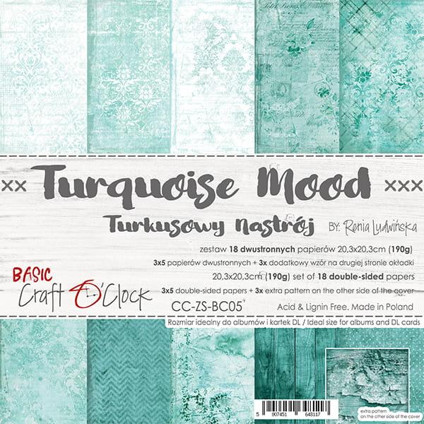 Turquoise Mood