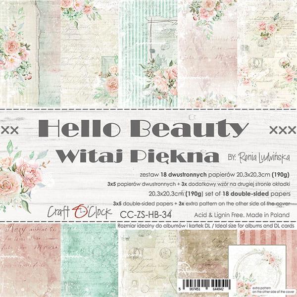 Hello Beauty 8x8