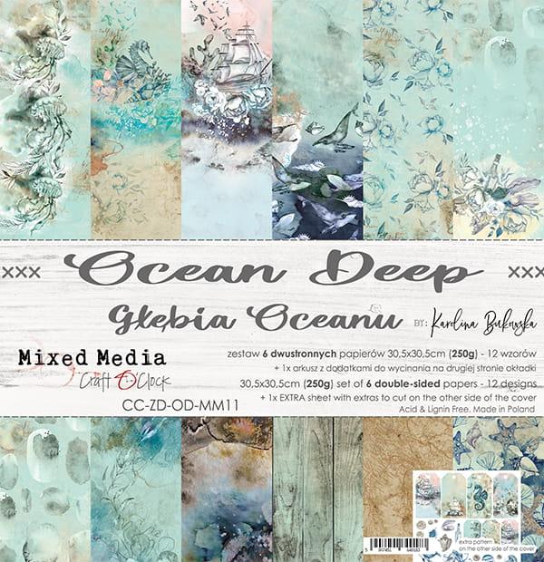 Ocean Deep 12x12