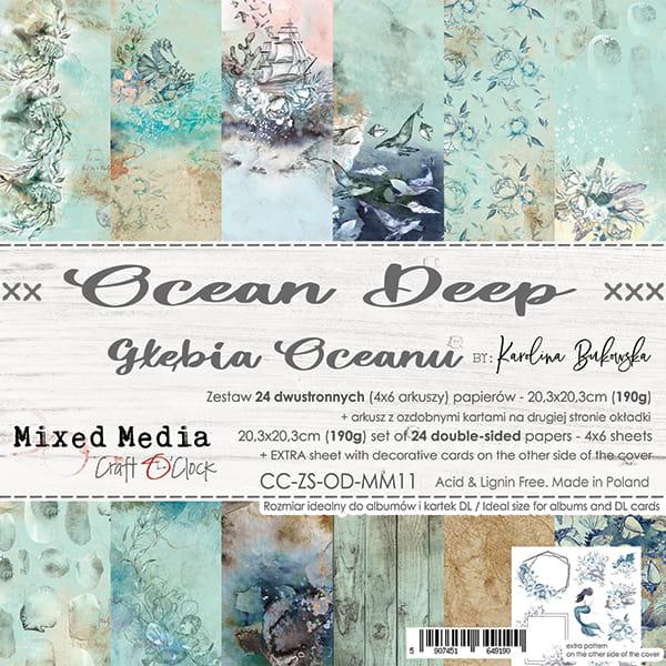 Ocean Deep 8x8