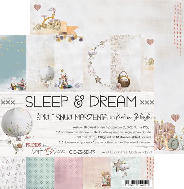 Sleep & Dream 8x8