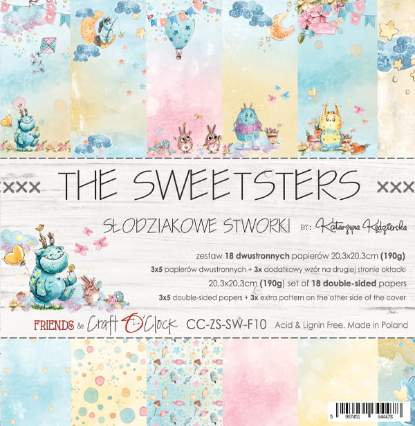 The Sweesters 8x8