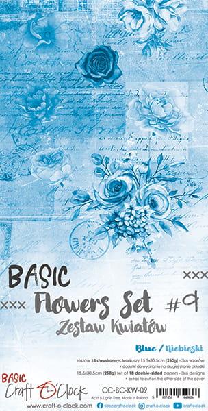Basic Flowers set 9