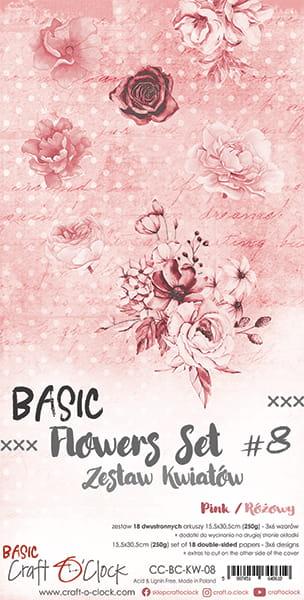 Basic Flowers set 8