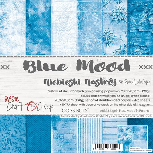Blue Mood 8x8