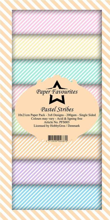 Pastel Stripes PFS003