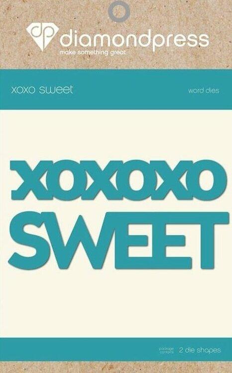 Sweet + XOXOXO