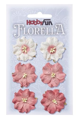 Gardenia hortensiafärgad