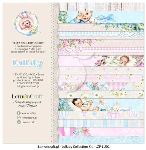 Lullaby collection 12*12