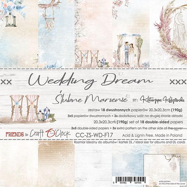Wedding dream 8*8