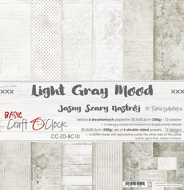 Light Gray Mood