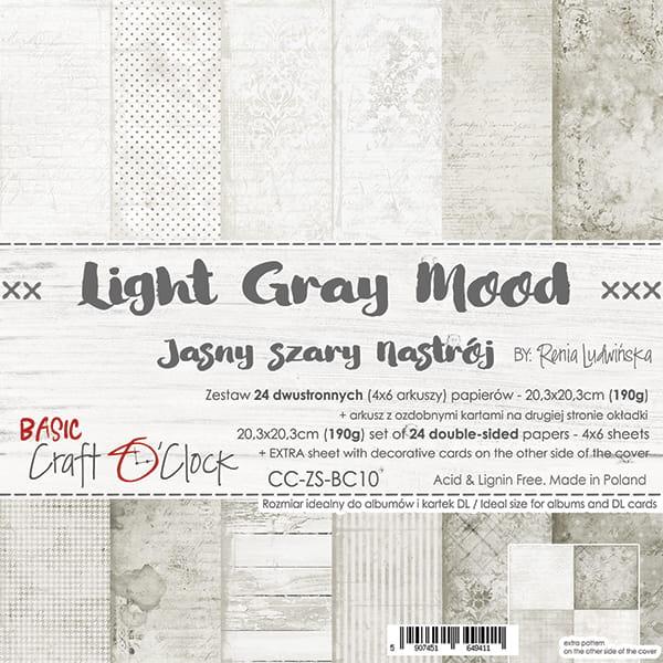 Light Gray Mood 8*8