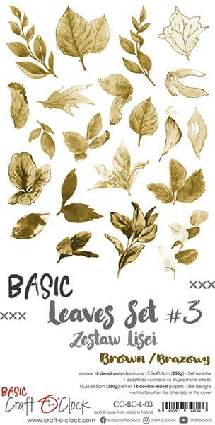 Leaves set 3
