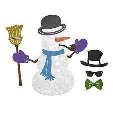 Cherry Lynn Build a snowman