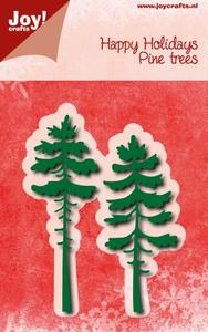 Joy Craft Pine trees