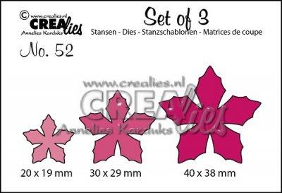 Crealies  CLSet52