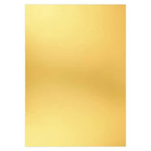 Card deco Warm gold