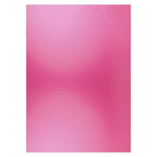 Card  deco Metallic  Bright pink