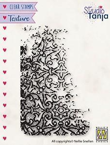Nellie Snellen stämpel  French lilies