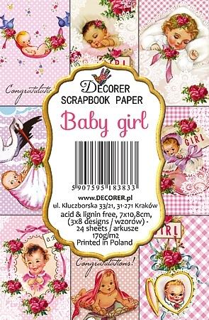 Decorer Baby girl