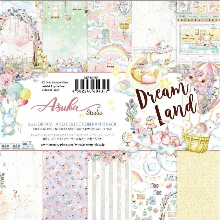 Memory place Dreamland 6x6