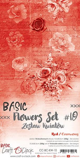 Basic Flowers set 10