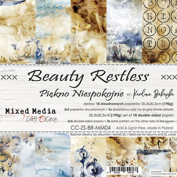 Beauty restless 8x8