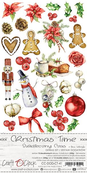 Christmas Time extras set