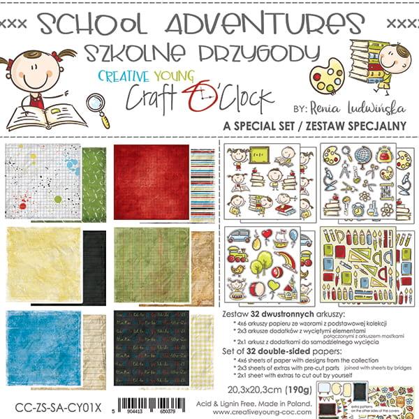 School adventures special set