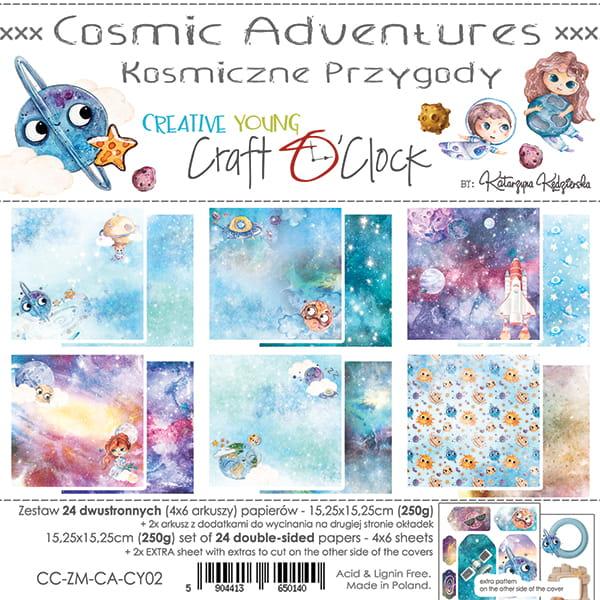 Cosmic Adventures 6x6