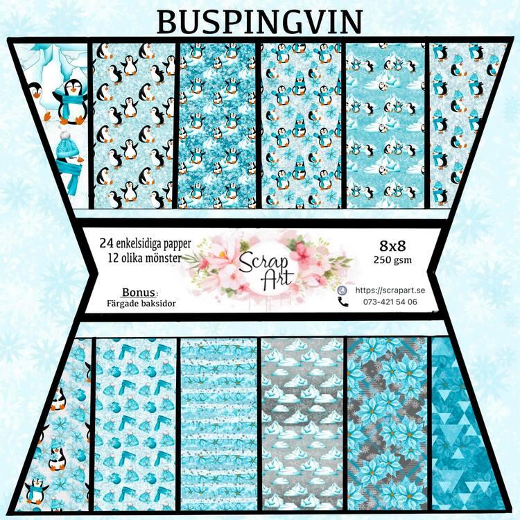 Buspingvin 8x8