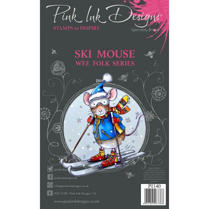 Ski Mouse PI140