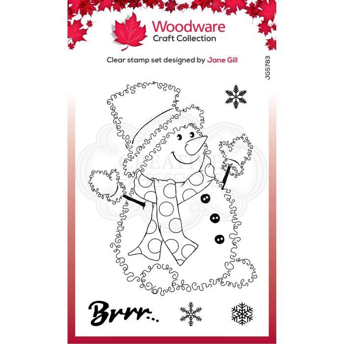 Snowman Brrr JGS783