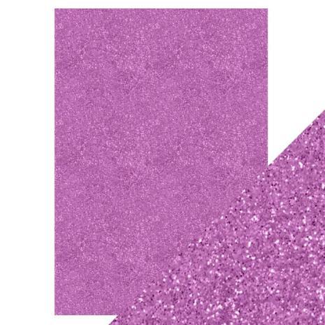 Glitter papper Berry Fizz 1 st