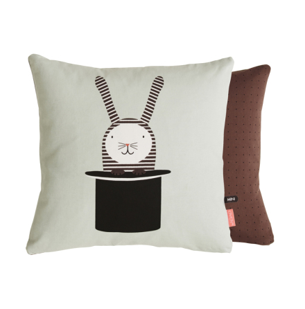 OYOY - Kudde mint kanin i hatt