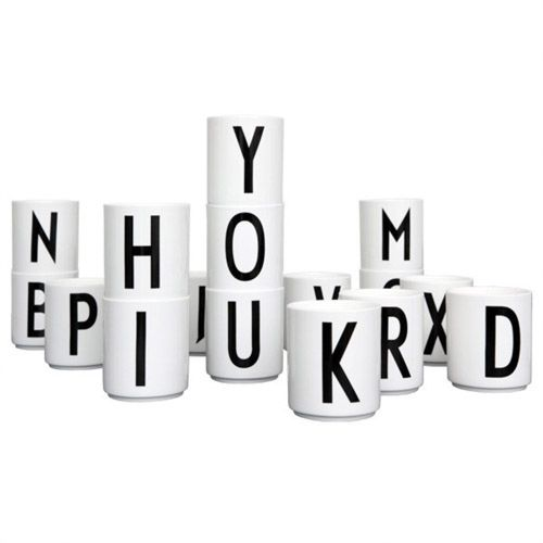 Design Letters - Mugg