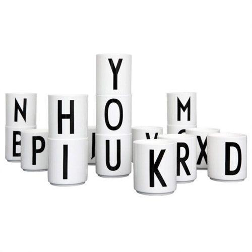 Mugg - Design Letters, B