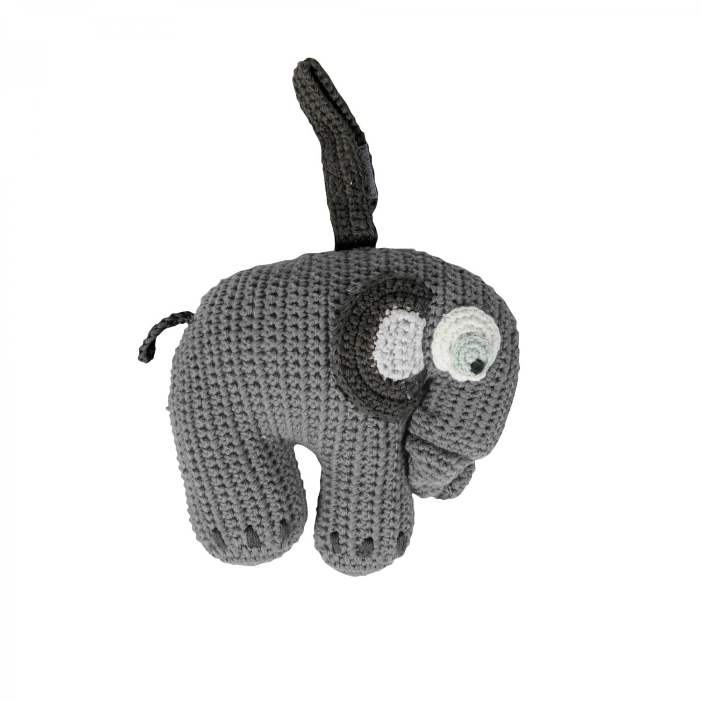 Sebra - Musik mobil elefant