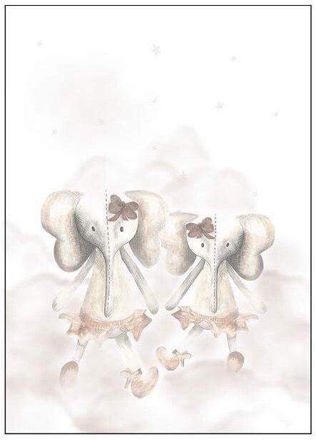 Poster - Elefanter