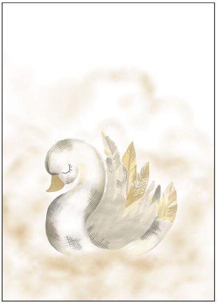 Poster - Svan