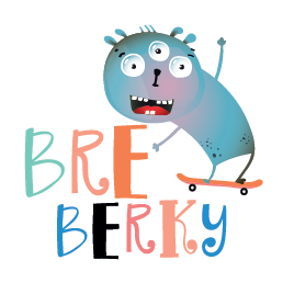 Breberky - Fluffrumpan