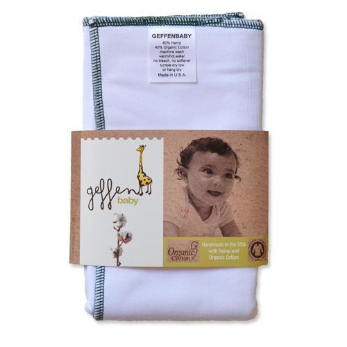 Geffen Baby Fleece Prefold - Olika storlekar