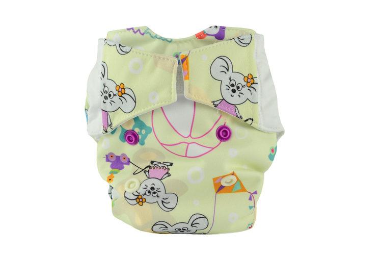 Mommy Mouse AIO - Nyfödd - Kardborre