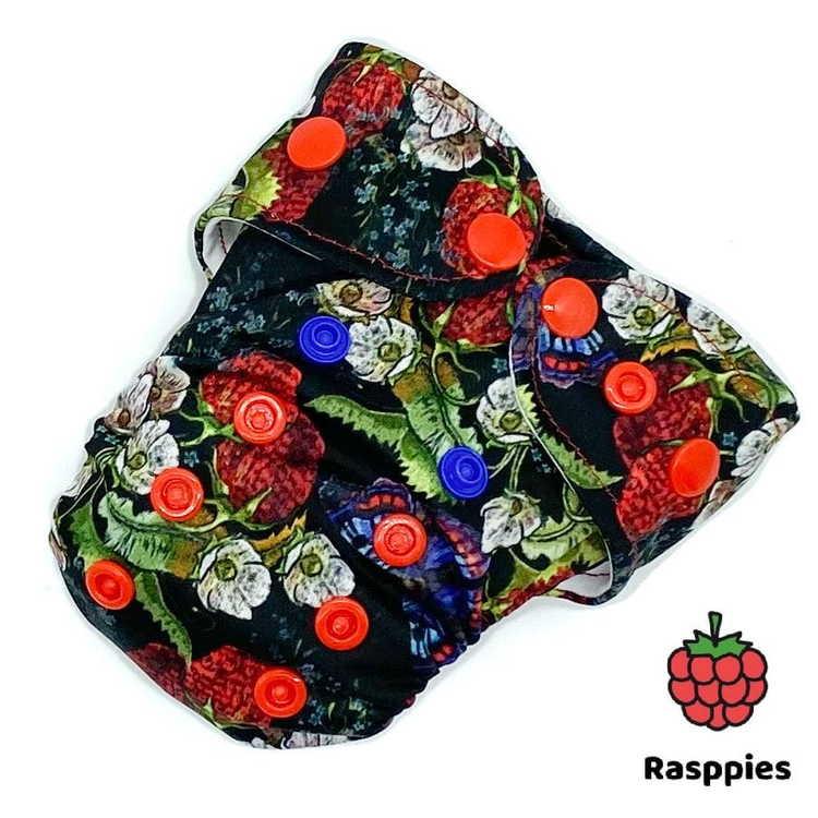 Rasppies - AIO - Nyfödd
