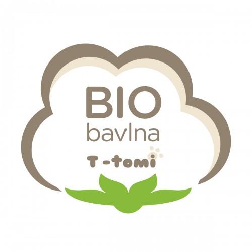 Ekologiska vikblöjor i bambu - Olika mönster - T-tomi