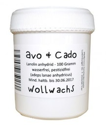 Avo&Cado Lanolin - 100g