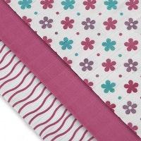 Vikblöjor i bomull - T-tomi - olika mönster