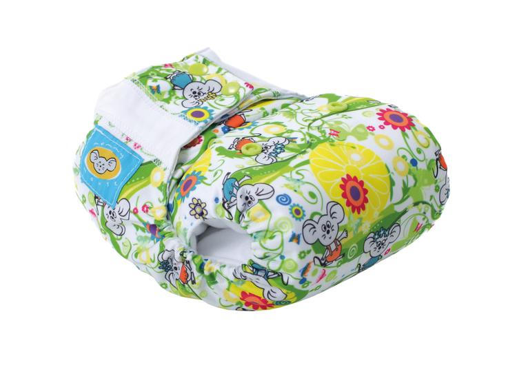 Mommy Mouse Pocket - One Size - Thermo Air