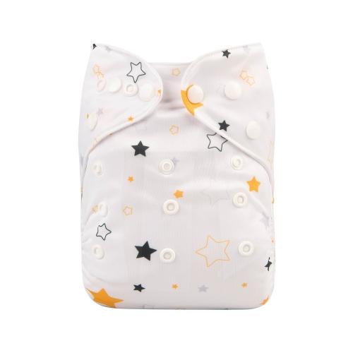 Alva Baby Pocketblöjor - Blandade mönster