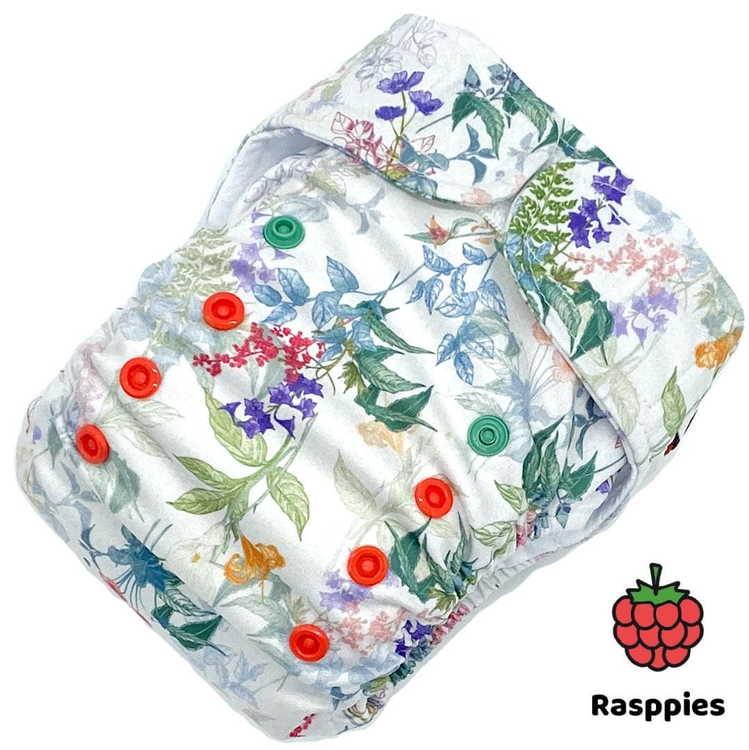 Rasppies Pocket - Comfort - Kardborre